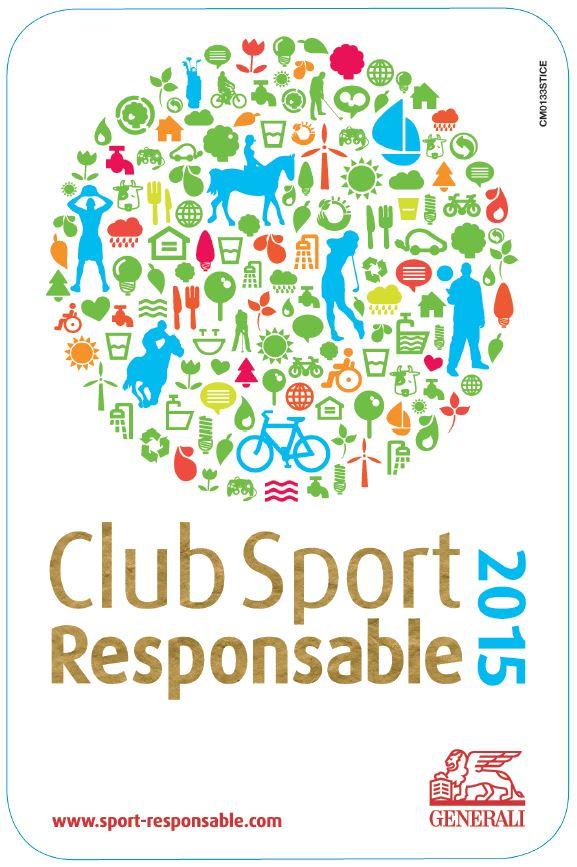 Sticker Club Sport responsable